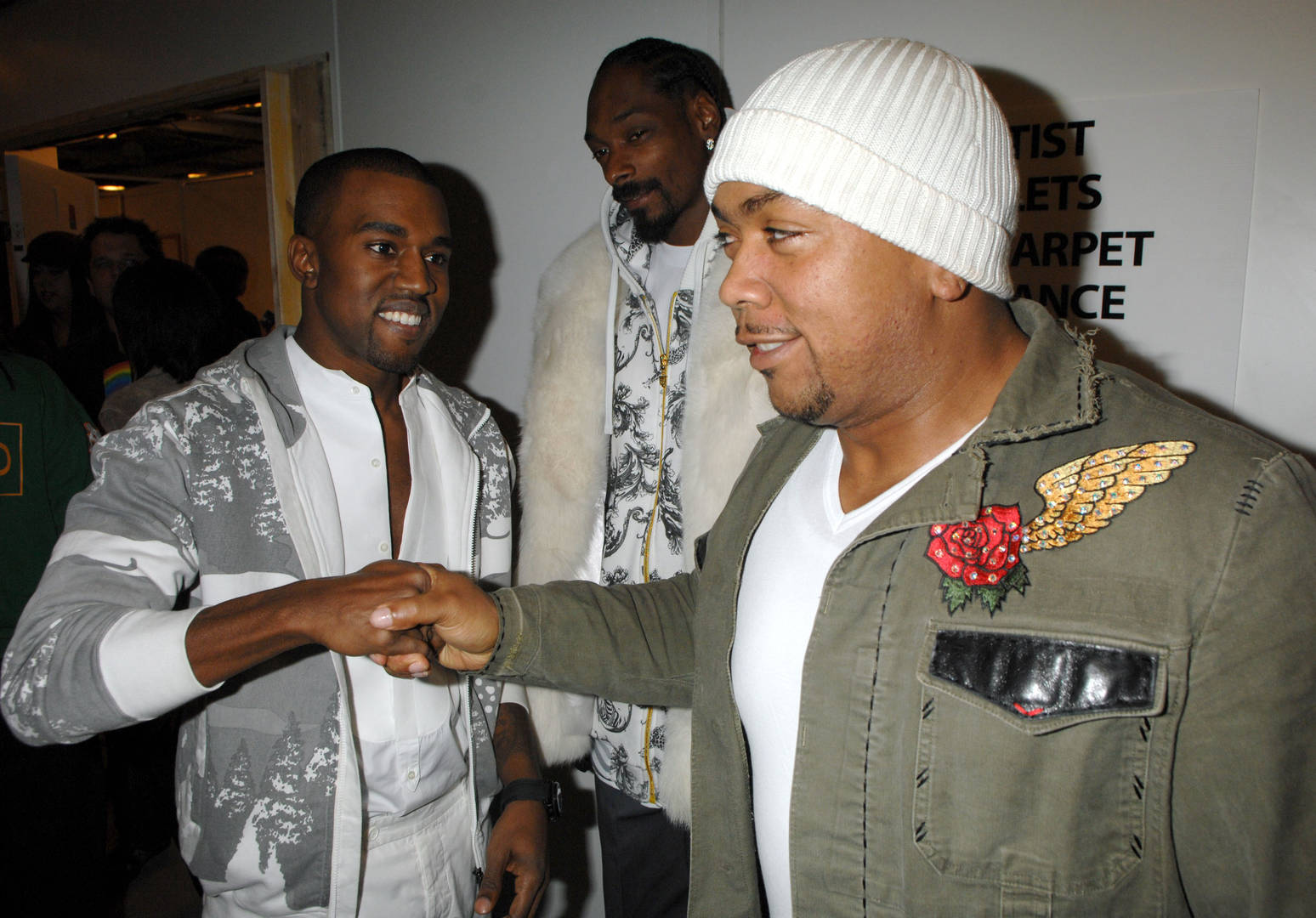 """Timbaland Teases Brief Kanye West """"Yandhi"""" Snippet"""