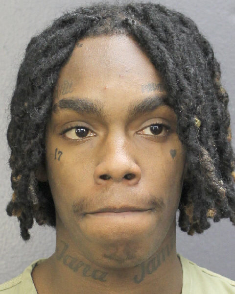 YNW Melly Reportedly Has A Tattoo Of Victim's Mother's Name On His Neck