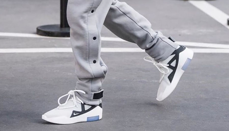 a786abf7f Jerry Lorenzo Debuts New Nike Air Fear Of God 1 Colorway