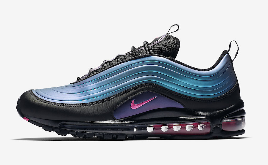 nike air max 95's, iridescent color, holographic | Nike