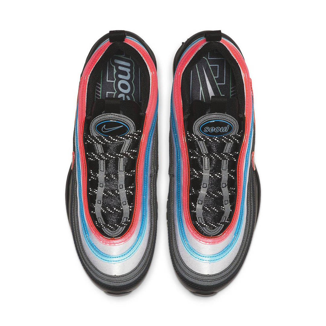 "Exclusive Nike Air Max 97 ""Neon Seoul"" Gets April Release Date"