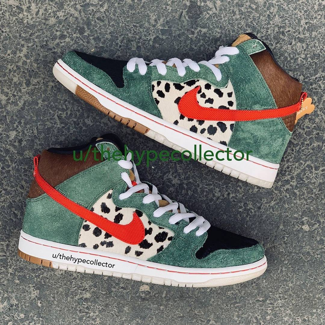 "b8a96afab5d6 Nike SB Dunk High ""Dog Walker"" Slated To Drop On 4 20"