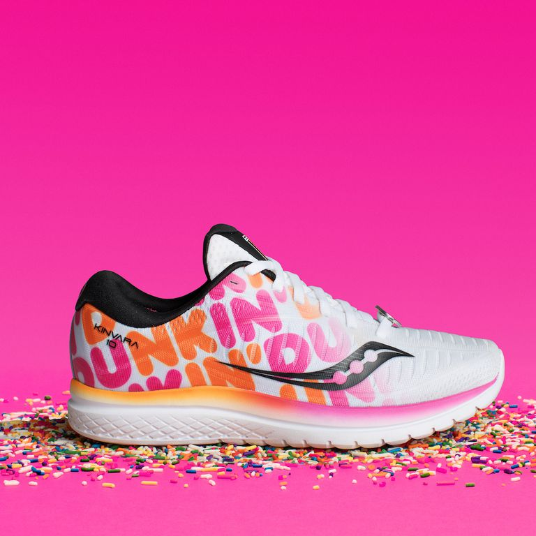 Saucony x Dunkin' Team Up For Exclusive Boston Marathon Sneakers