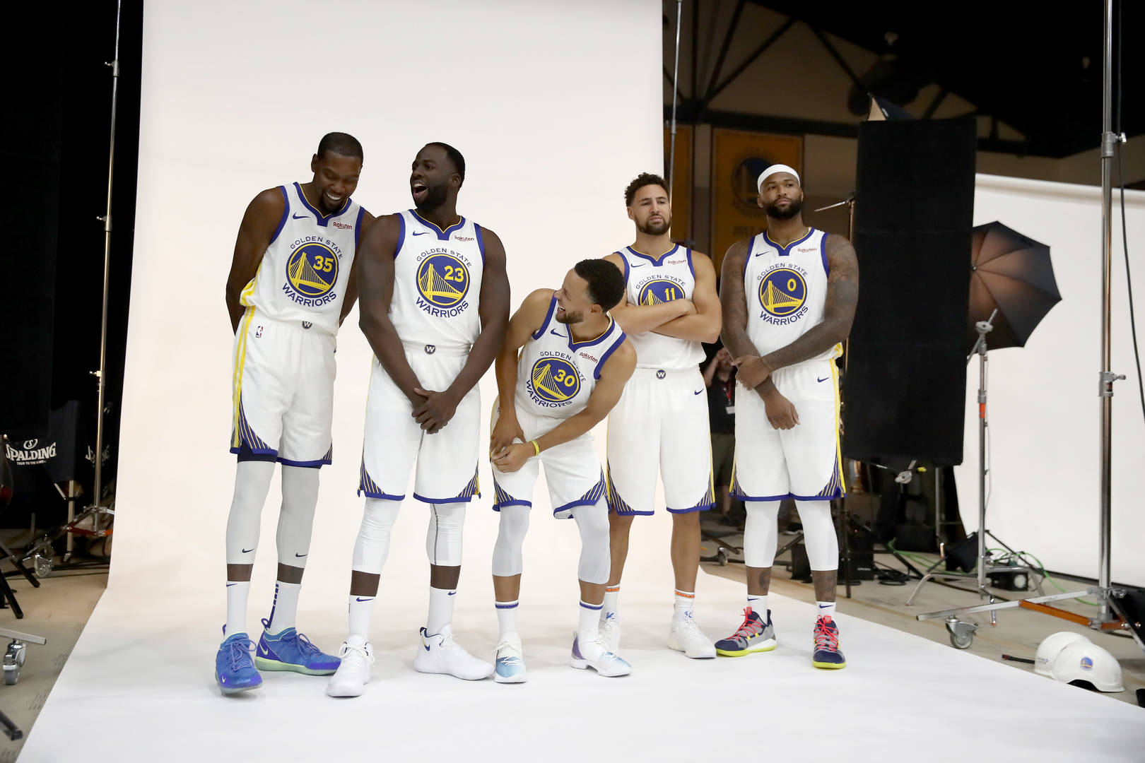 Cousins Isn't To Blame For Warriors Struggles, Says Draymond Green