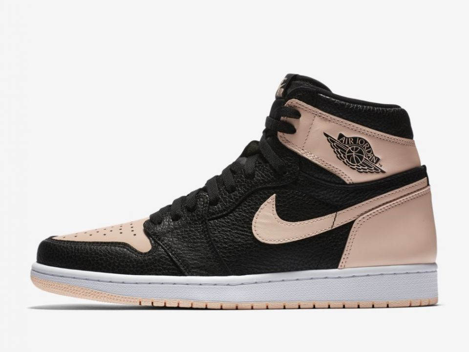 "Air Jordan 1 ""Crimson Tint"" New Release Date Announced"