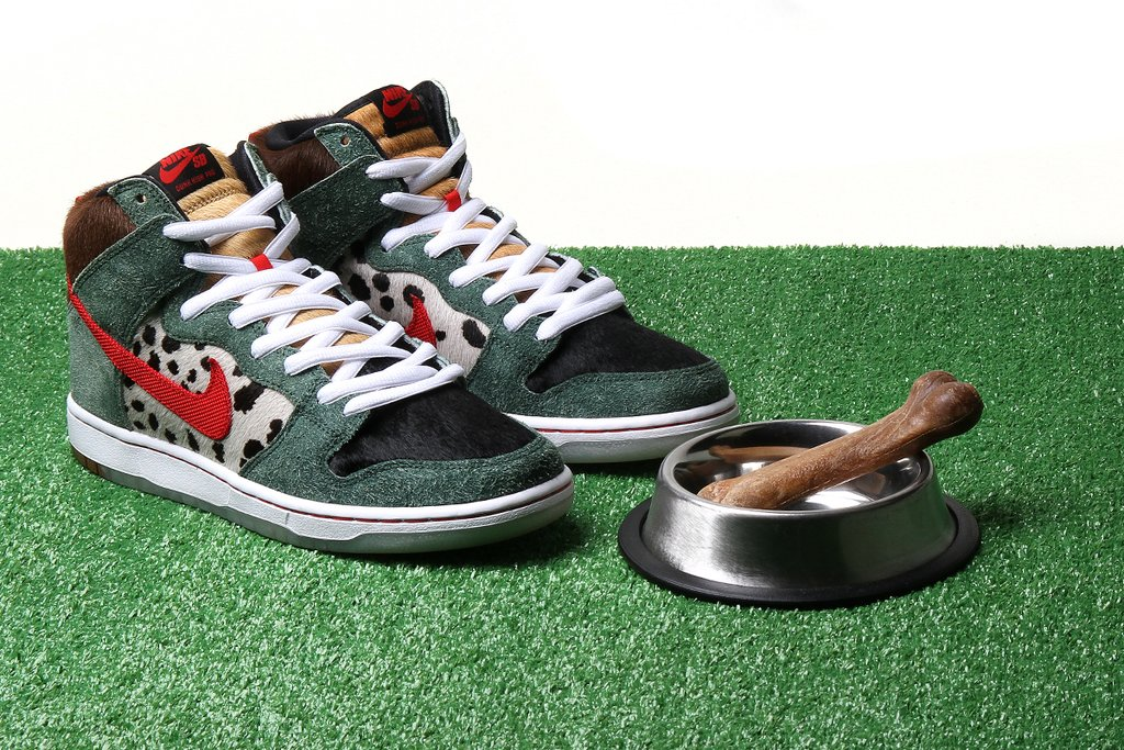 "cdffb82bbf6d Nike SB Dunk High ""Walk The Dog"" Releasing On 4 20  Official Details"