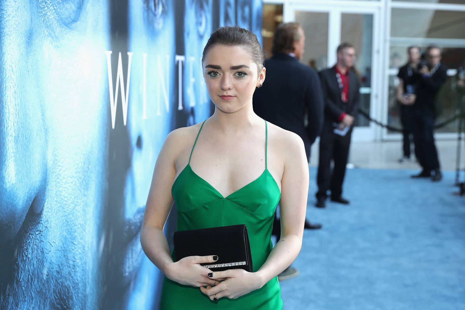 """""""Game Of Thrones"""" Sex Scene Leave Fans Clutching For Pearls"""