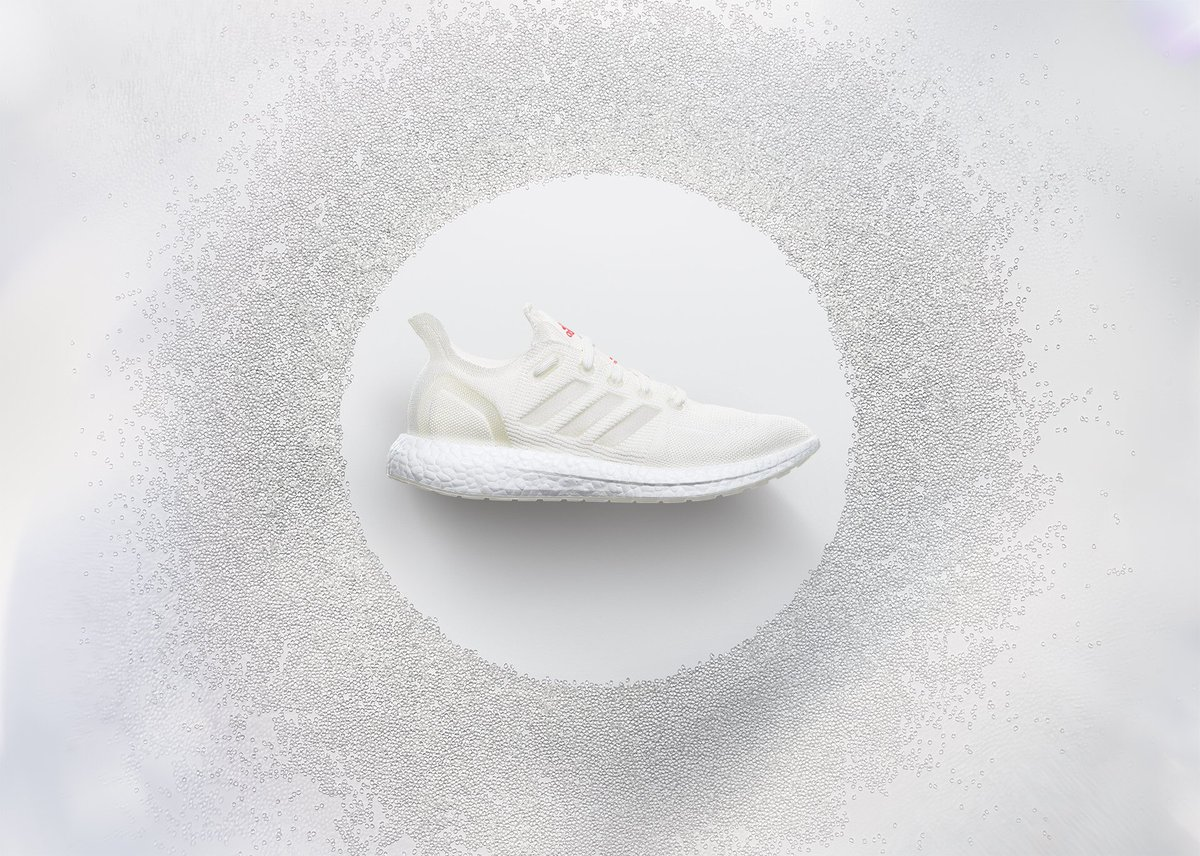 Adidas Introduces The Futurecraft Loop, A Fully Recyclable Shoe