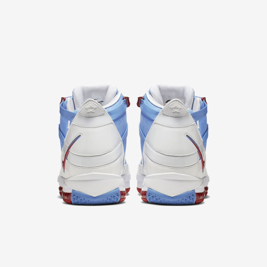 """Nike LeBron 3 """"Houston Oilers"""" Releasing Soon: Official Images"""