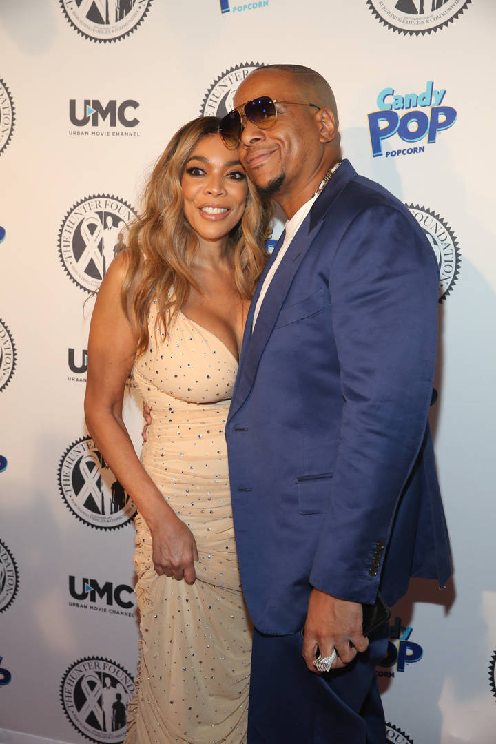 Wendy Williams' Husband Has Been Removed From Talkshow's End Credits