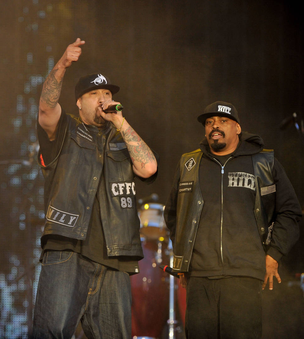 Cypress Hill Makes History With Induction Into Hollywood Walk Of Fame