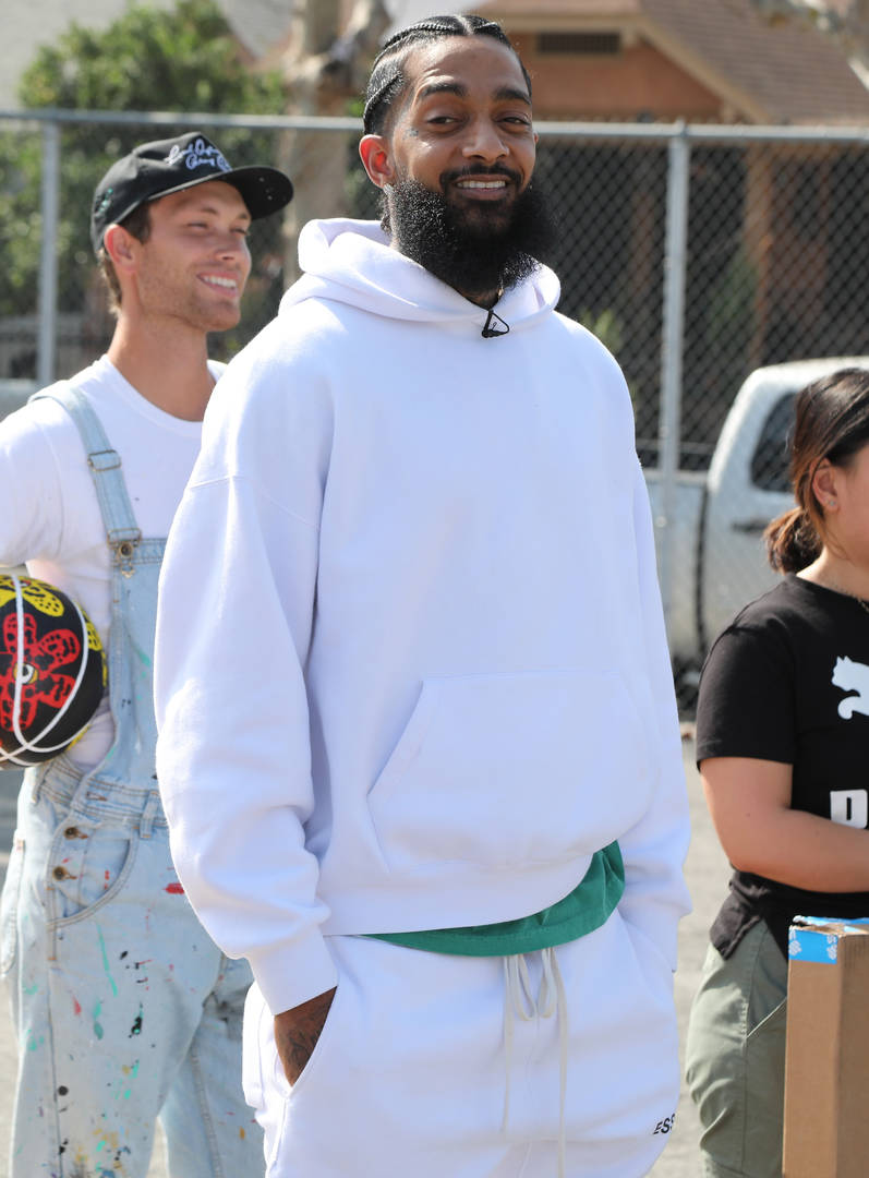 Nipsey Hussle's Cause Of Death: Gunshot Wounds To Head & Torso