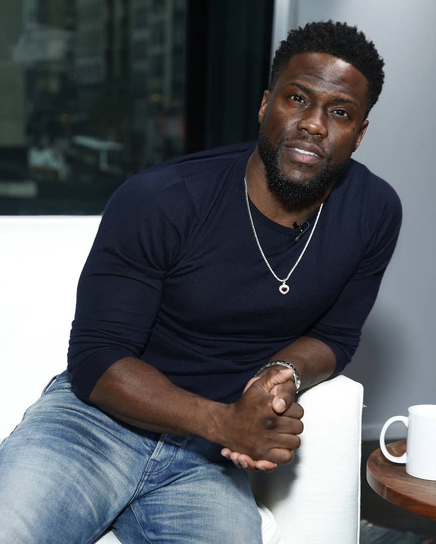 """Kevin Hart To Receive CinemaCon's """"Star Of The Year"""" Award"""