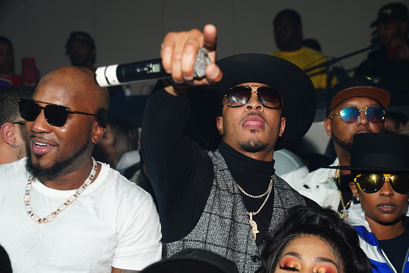 """T.I. Lands 1st Starring Role In Matty Rich's """"Caller 100"""" Film"""