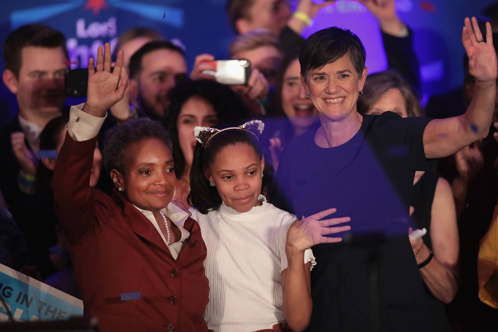 First black, gay woman elected Chicago mayor is University of Michigan alum