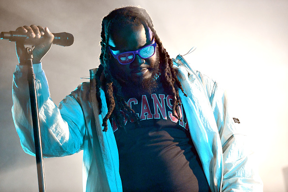 """T-Pain Receives Doctor's Orders For Temporary Layoff: """"My Sincere Apologies, Pizzle"""""""