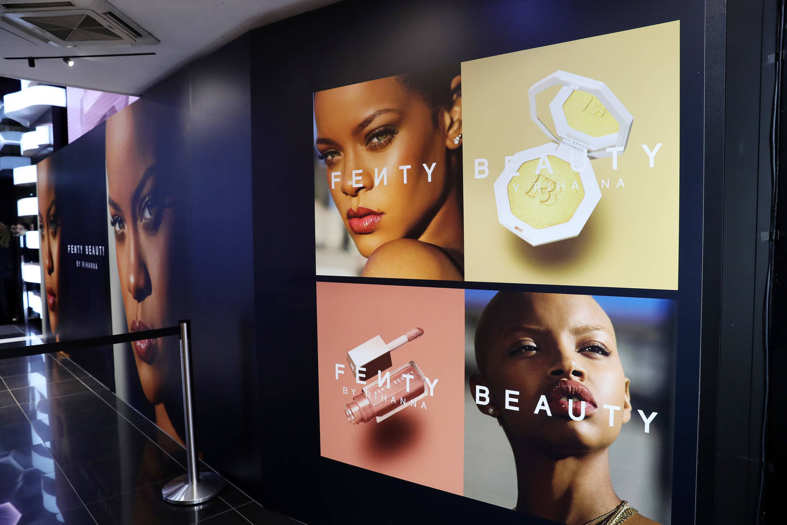 "Rihanna Enters The Skin Care Racket After Trademarking ""Fenty Skin"""