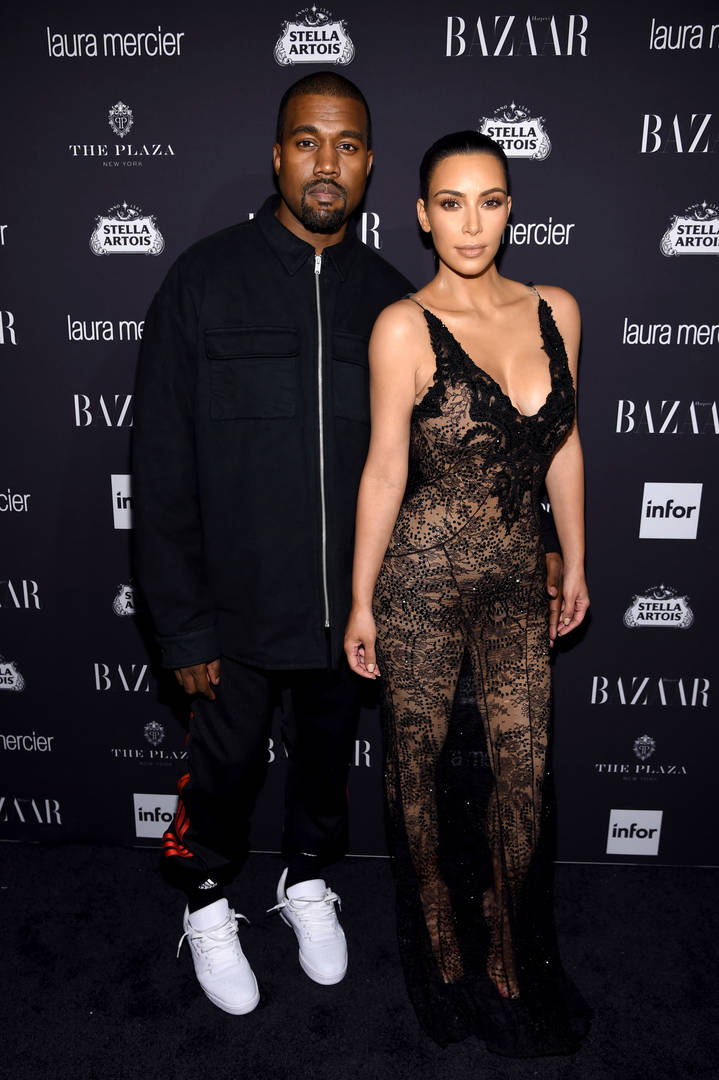Kim Kardashian Is Here For Kanye West's Church Plans: Report