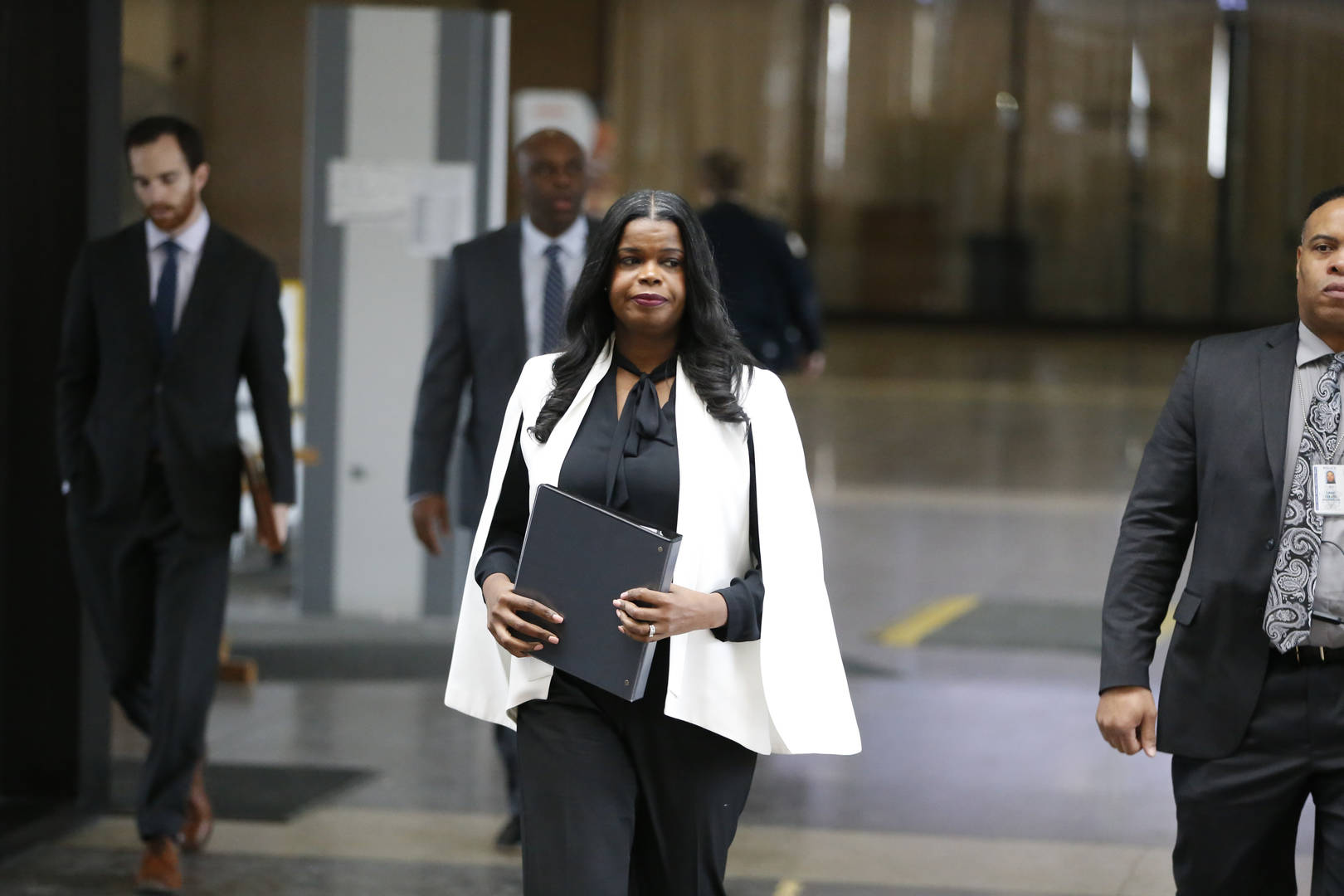 "Jussie Smollett's Prosecutor Kim Foxx Is Collecting ""Racially Charged"" Threats"