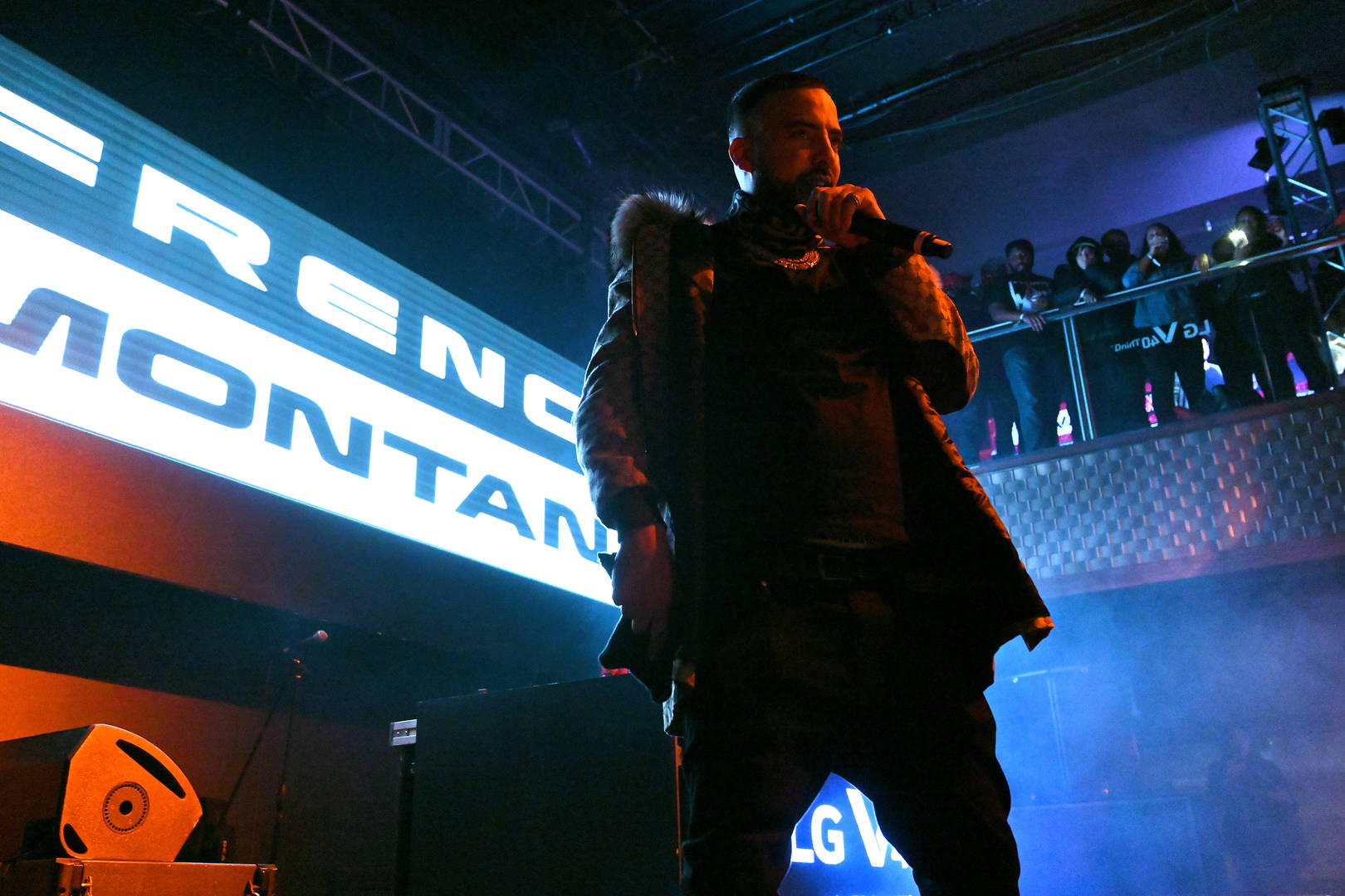 French Montana, Cardi B & Post Malone Shoot Visuals For New Song
