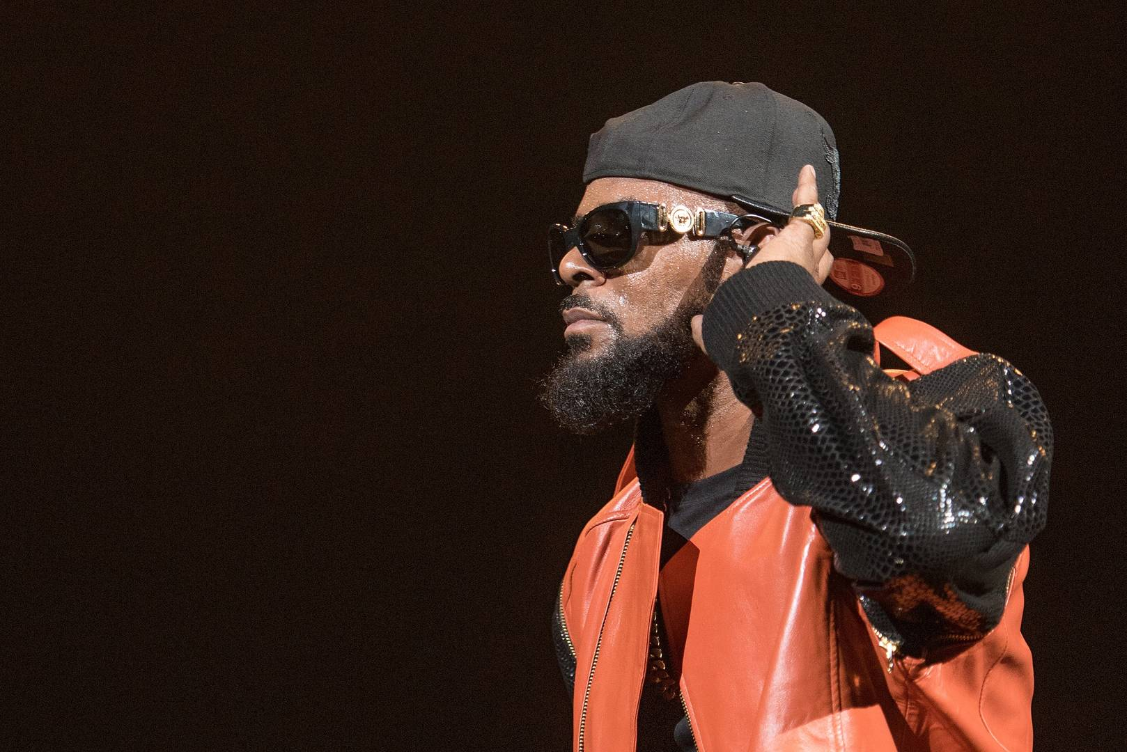 R. Kelly's accuser wins judgment in suit singer failed to answer