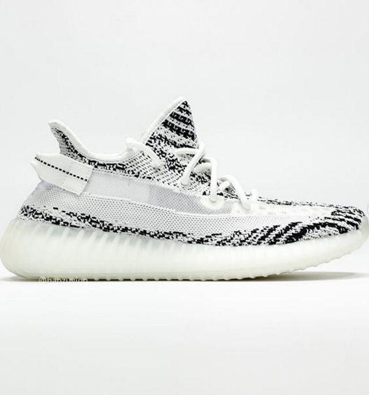 07996b826ee40 Adidas Yeezy Boost 350 V2 Zebra 2.0 Sample Surfaces  First Look