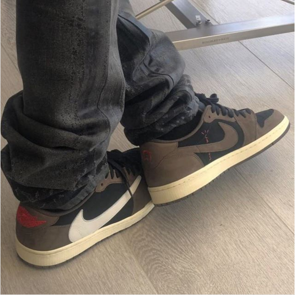 los angeles 100% top quality clearance sale Travis Scott x Air Jordan 1 Low Rumored For September: On ...