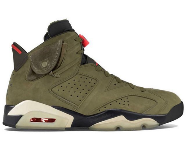 air jordan 6 travis scott release time