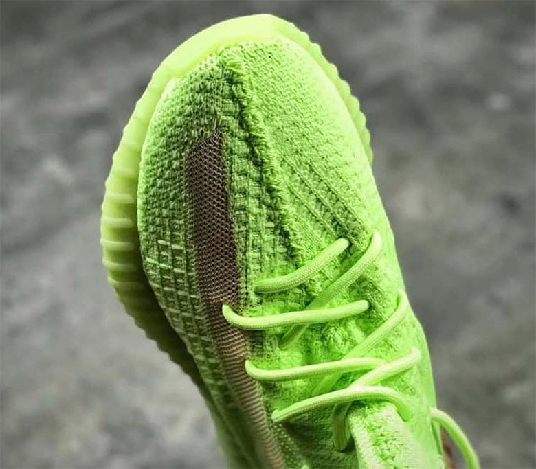 """Adidas Yeezy Boost 350 V2 """"Glow In The Dark"""" Releasing This Summer: First Look"""