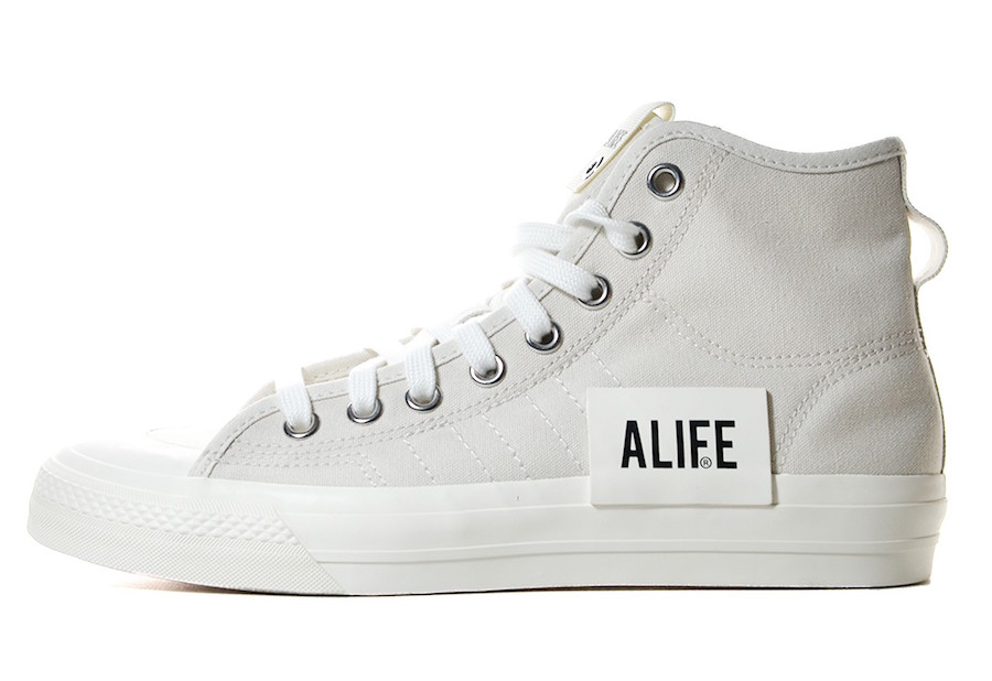 Alife x Adidas Consortium Nizza Hi Collab Coming Soon