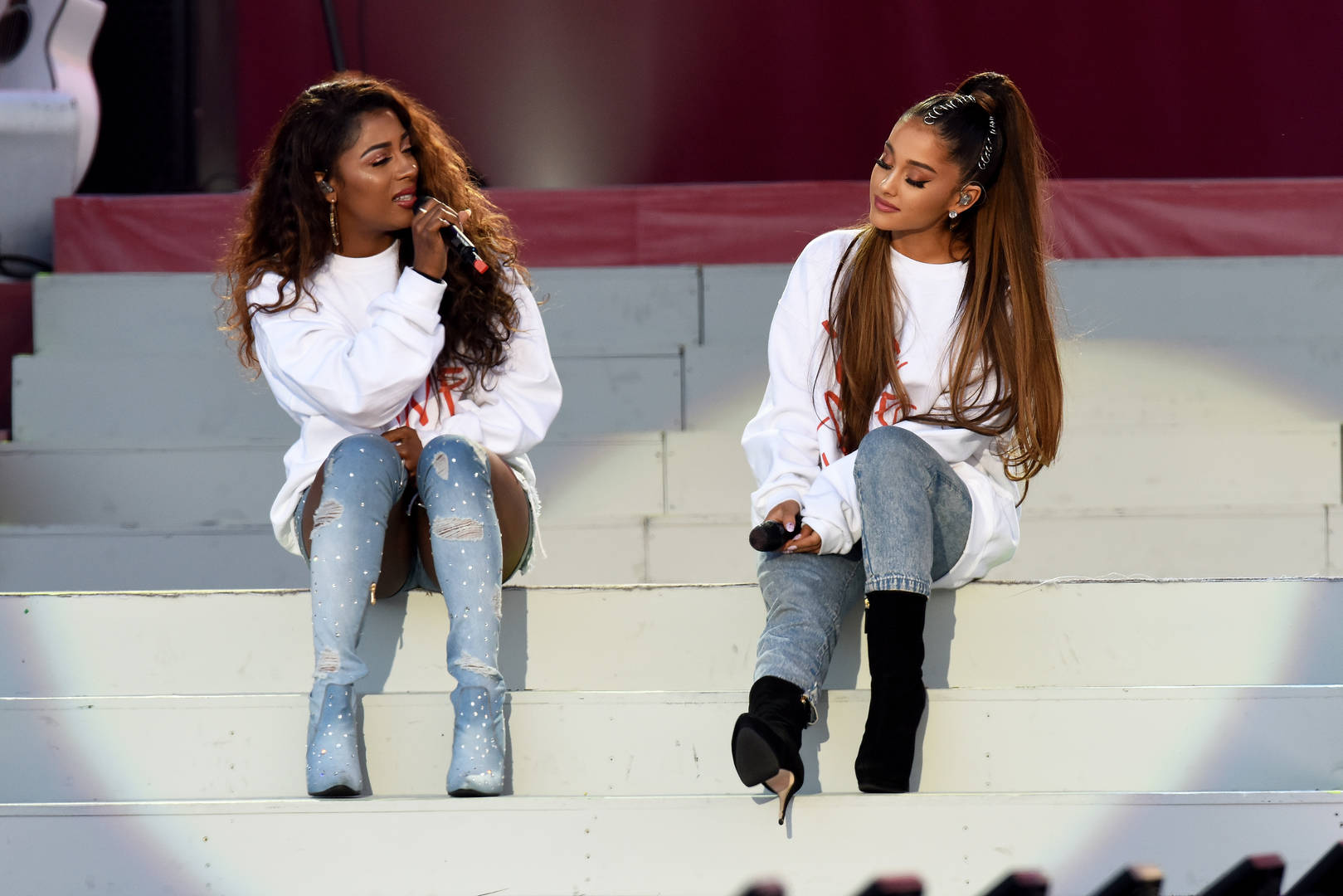 Ariana Grande and Victoria Monet team up for new single 'MONOPOLY'