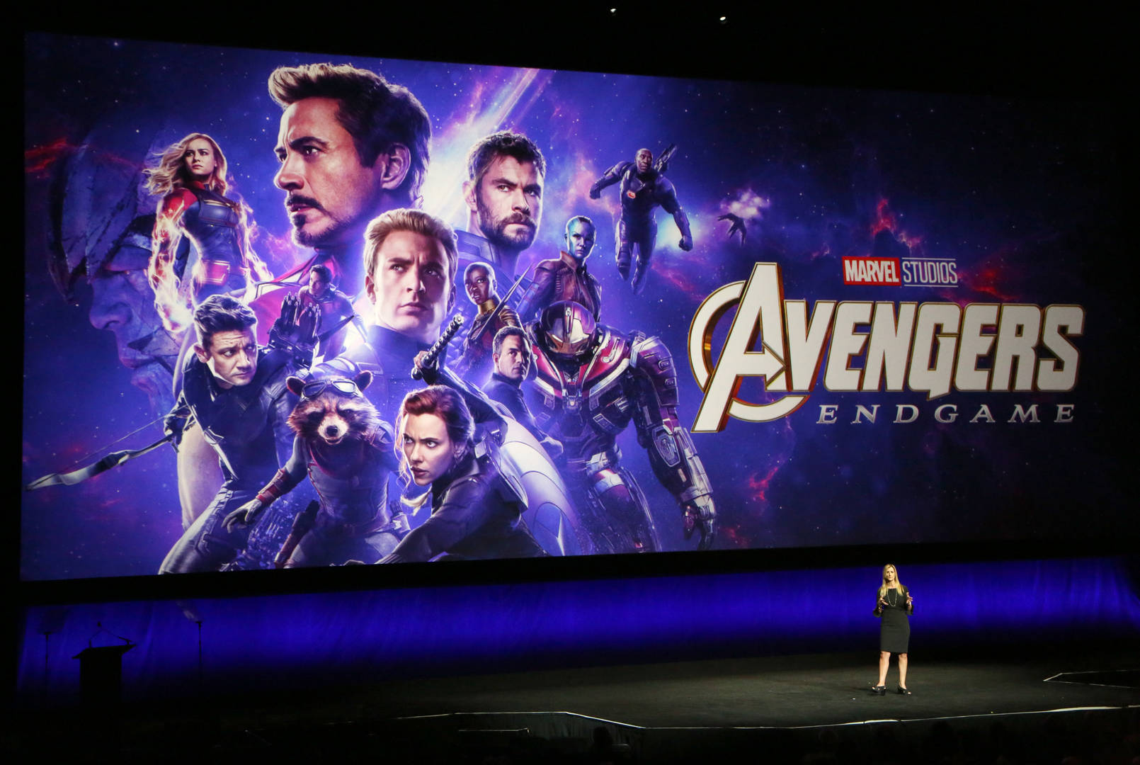 """Avengers: Endgame"" Footage Surfaces Online: Report"