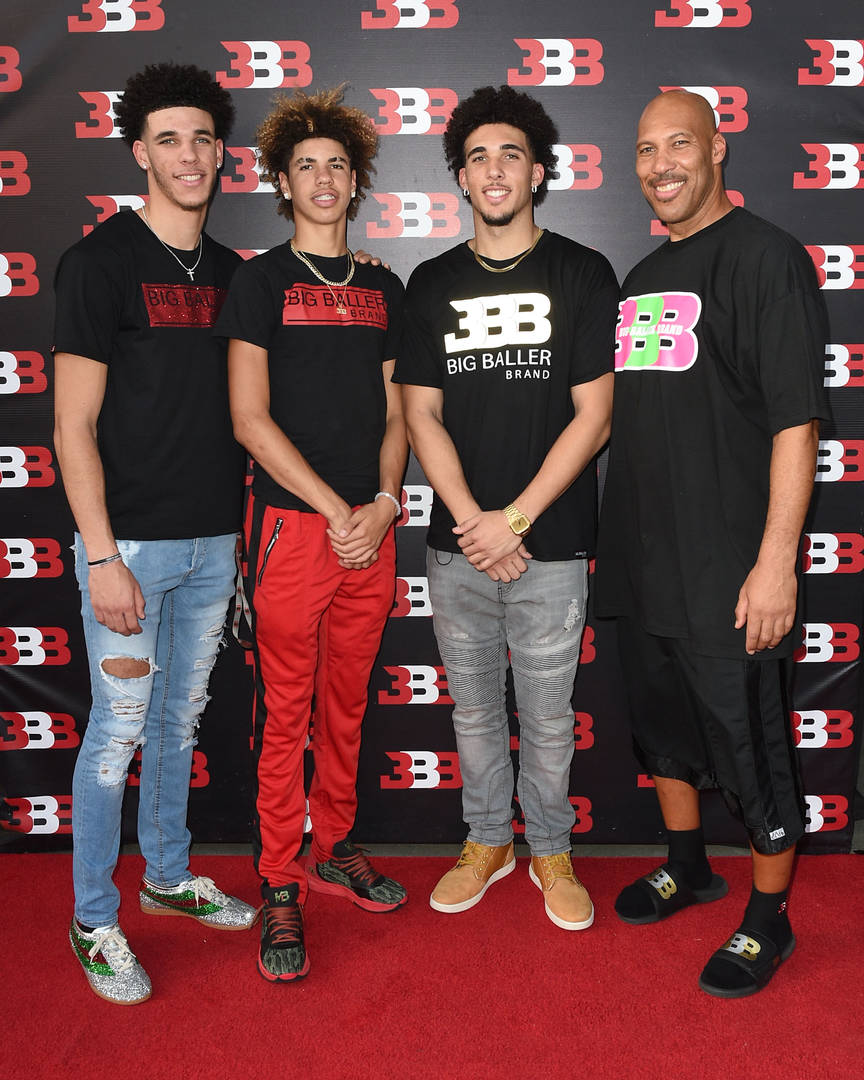 Lonzo Ball Has Sued Big Baller Brand Co-Founder Alan Foster