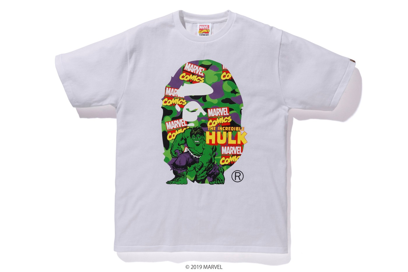 "BAPE x Marvel Comics Collection Releasing In Honor Of ""Avengers: Endgame"""