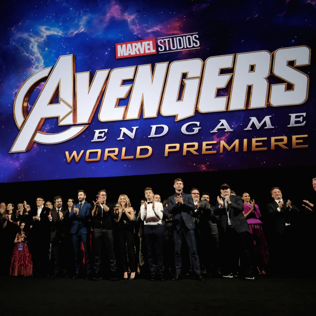"""Avengers: Endgame"" Plagued By Rampant Piracy"
