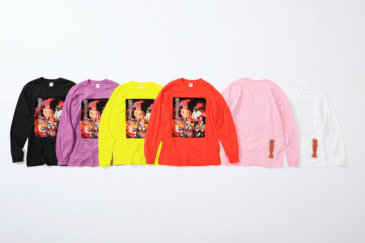 Supreme x Sekintani La Norihiro Apparel Collection Drops This Week