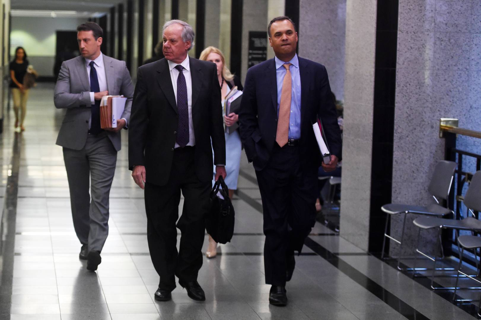 """Robert Kraft's Lawyers In Court To Fight Release Of """"Rub & Tug"""" Footage"""