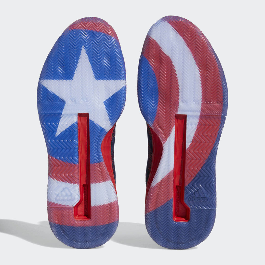 """Captain America"" Adidas N3XT L3V3L Revealed In Detail: Release Info"