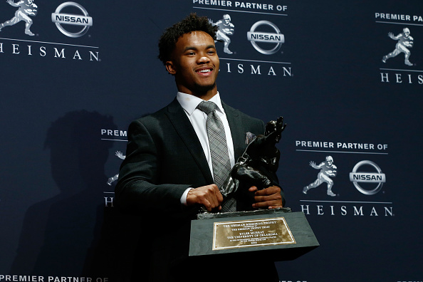 Cardinals select Oklahoma QB Kyler Murray with No. 1 draft pick
