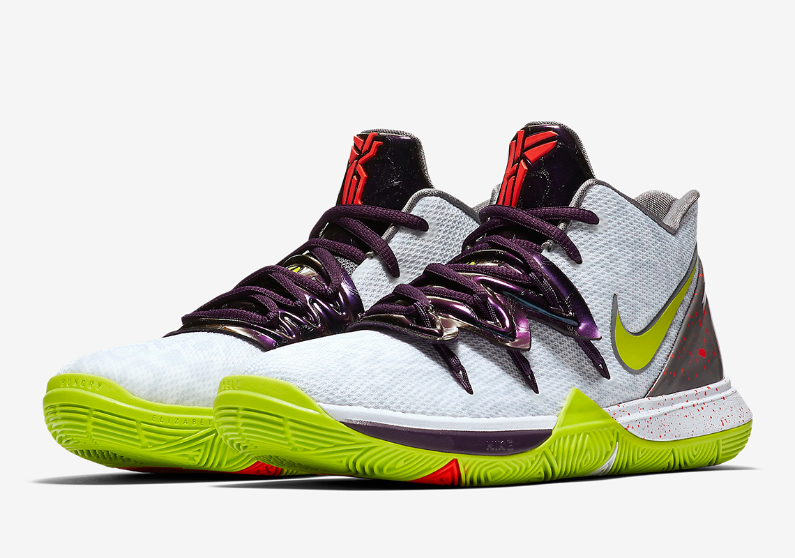 """""""Mamba Mentality"""" Nike Kyrie 5 Releasing For Mamba Day: Official s"""