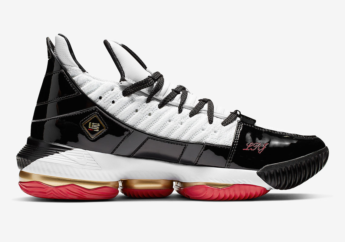 """Nike LeBron 16 """"Remix"""" Release Date Announced: Official Images"""