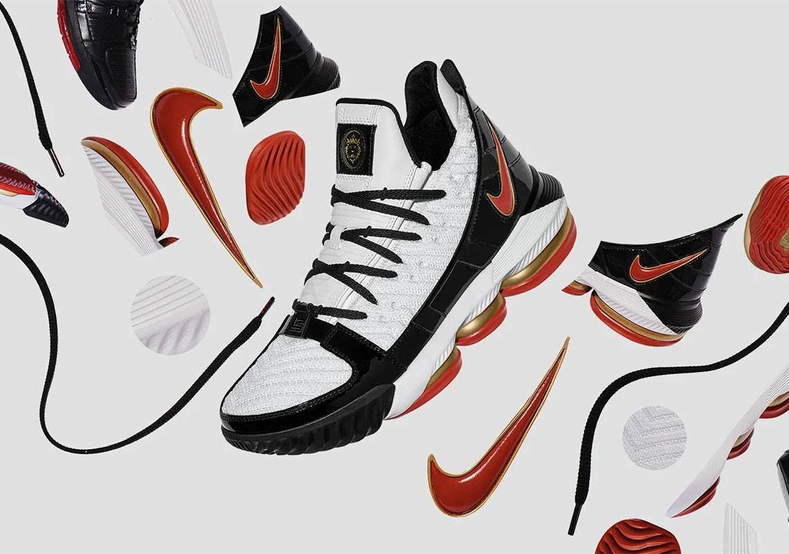 """Nike LeBron 16 """"Remix"""" Release Date Announced: Official s"""