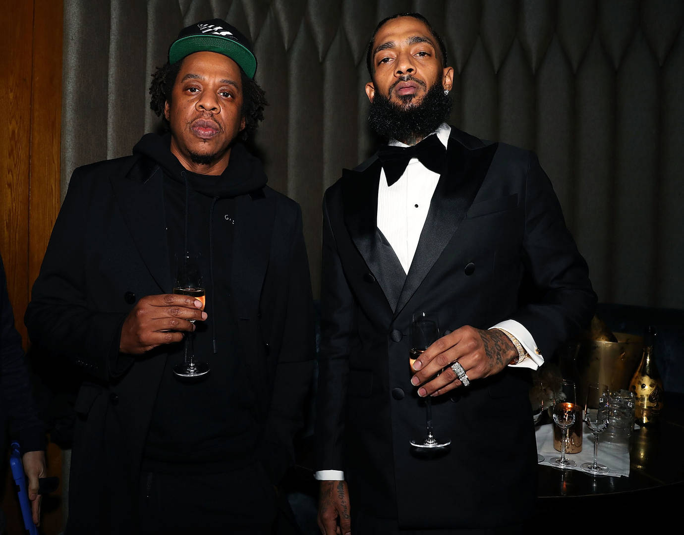 """Beyoncé's Mother On Nipsey Hussle's Death: """"Jay-Z Loved Him So Much"""""""