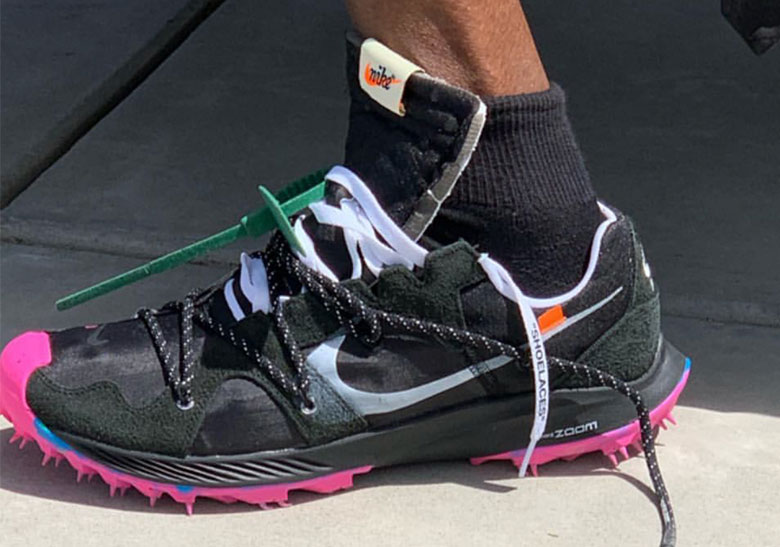Virgil Abloh Teases New Off-White x Nike Collab At Coachella