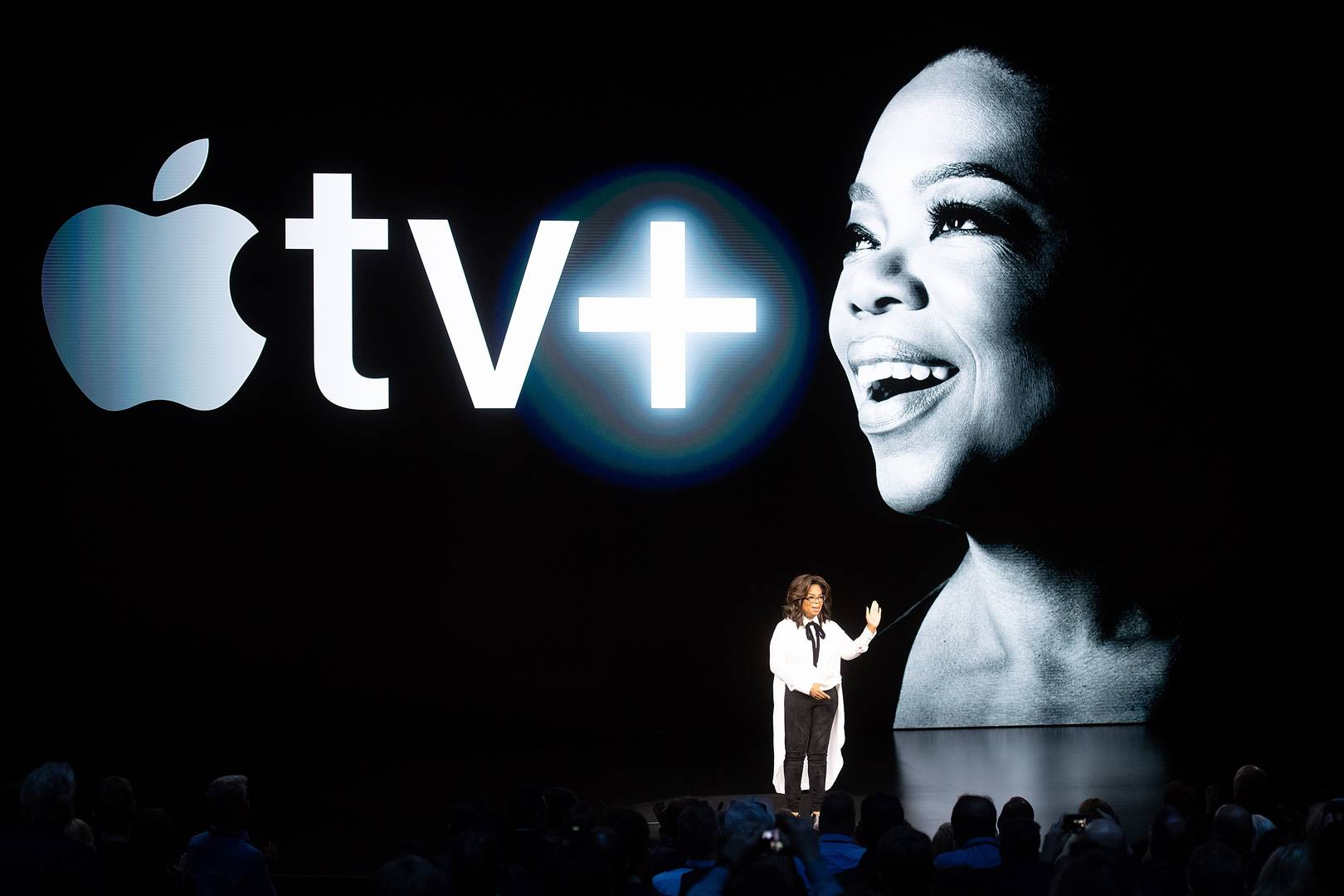 Oprah Winfrey Teams With Prince Harry For Apple Docu-Series On Mental Health