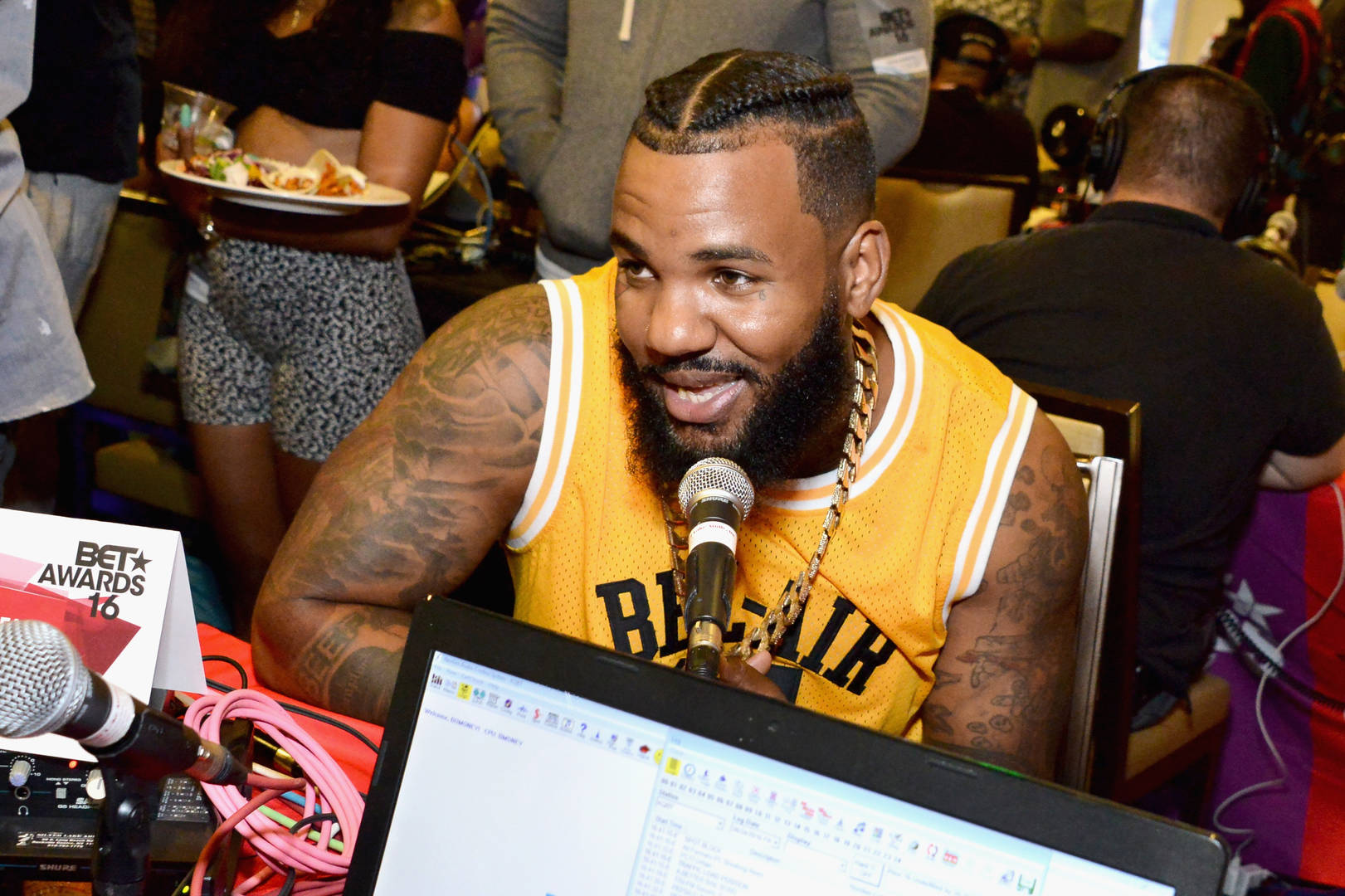 "The Game Staves Off Priscilla Rainey's Attempted Seize Of ""Born To Rap"" Royalties"