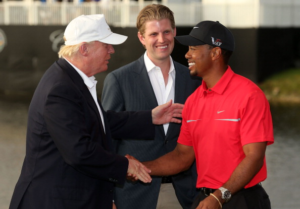 Trump: Tiger Woods Will Be Awarded Presidential Medal Of Freedom