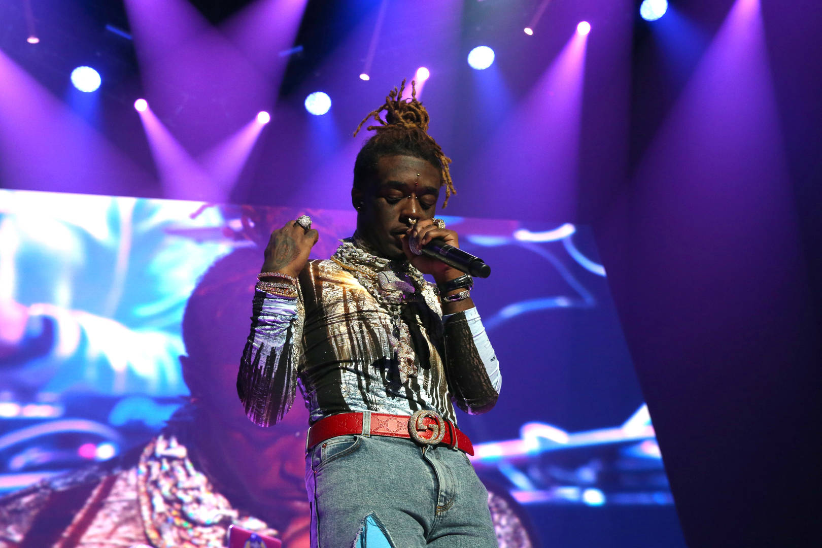"Lil Uzi Vert's ""Sanguine Paradise"" Changes On Streaming Services"