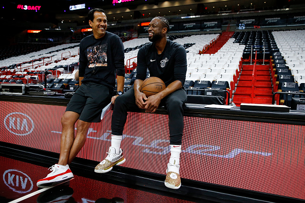 Dwyane Wade Plays Final Game In Glittery Way Of Wade 7s: Photos