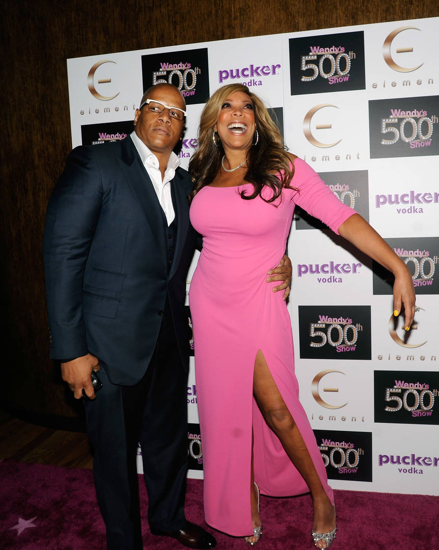 Despite Reports, Wendy Williams Hasn't Fired Estranged Husband from Her Show